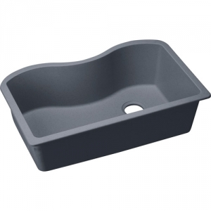 Elkay Quartz Single Bowl Undermount Sink