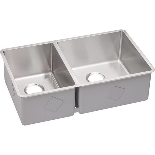 Elkay Crosstown Double Bowl Undermount Sink
