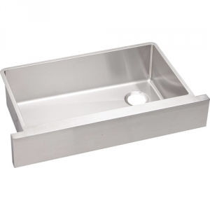 Elkay Crosstown Single Bowl Apron Front Sink