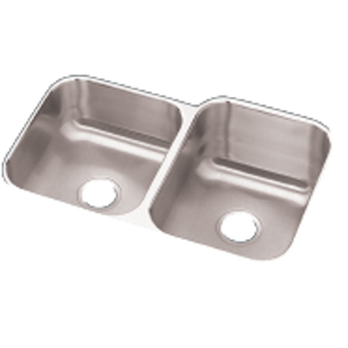 Revere Double Bowl Undermount Sink