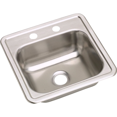 Dayton Top Mount Bar/Prep Sink