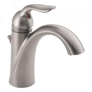 Lahara Single Hole Lavatory Faucet