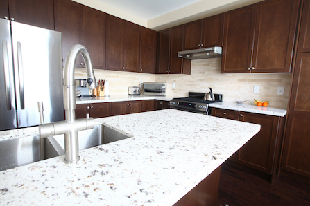 kitchen manufacturers customized china custom me near countertop countertops engineered quartz