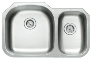 Serenity Double Bowl Undermount Sink