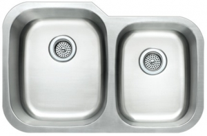 *Promo* Serenity Double Bowl Undermount Sink