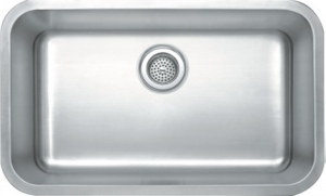 *Promo* Serenity Single Bowl Undermount Sink