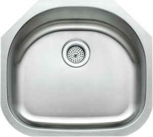 Serenity Single Bowl Undermount Sink