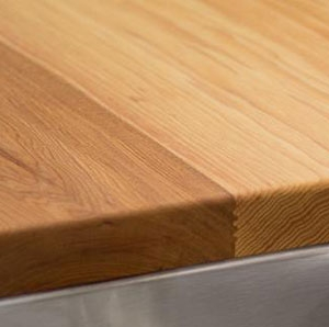 wood countertops: professional installation by Maxwell Counters